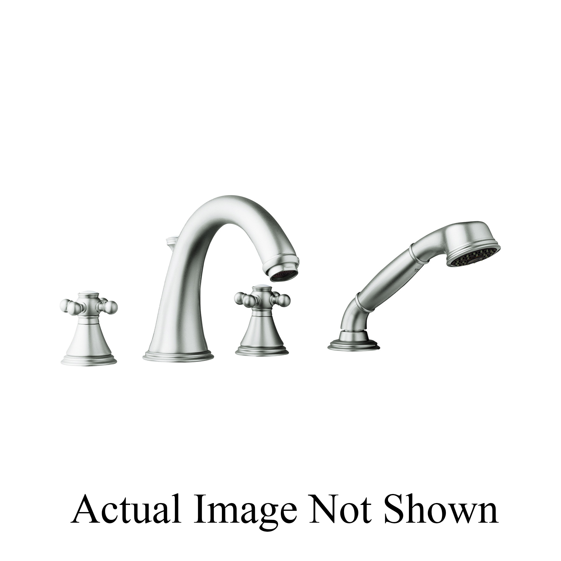 Consolidated Supply Co Grohe 25506en0 Geneva Roman