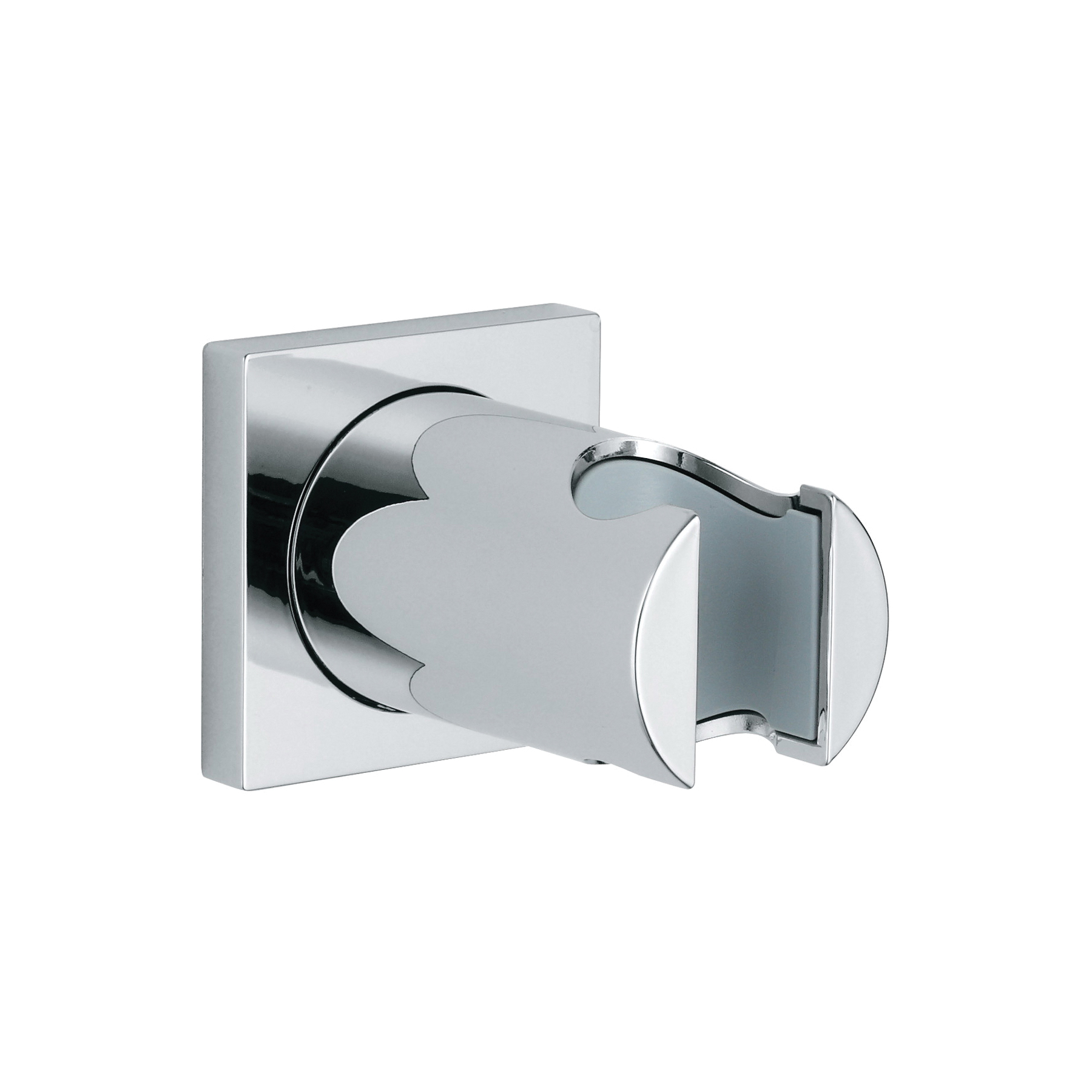 GROHE 27075000 Rainshower® Hand Shower Holder, Wall Mount, Import