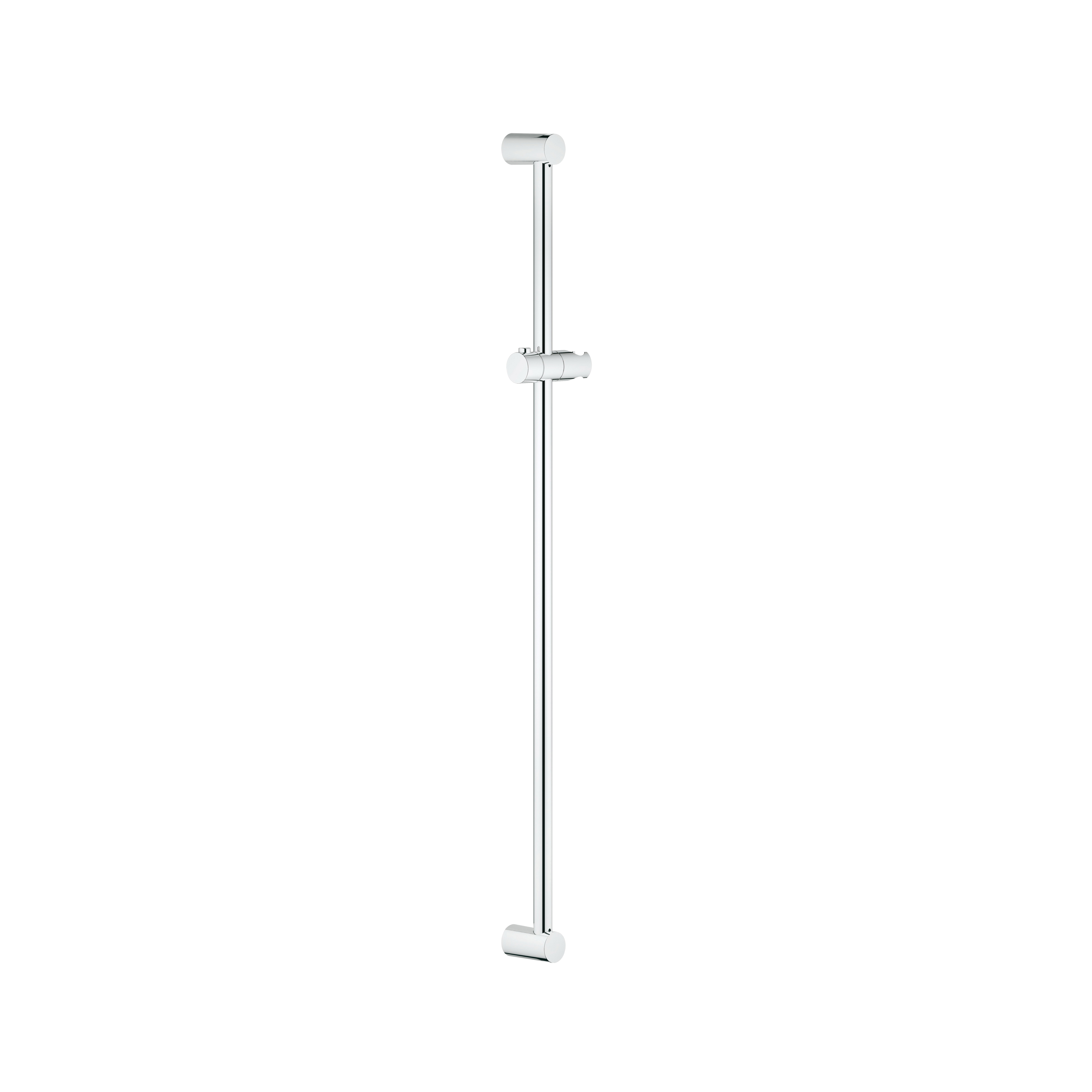 GROHE 27522000 New Tempesta® Cosmopolitan Shower Rail, 39 in L, Brass, Import