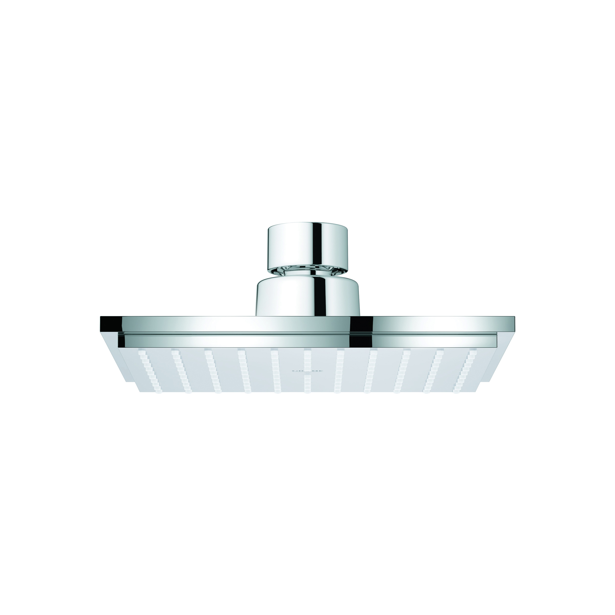 GROHE 27705000 Euphoria Cube 150 Shower Head, 2.4 gpm, 1 Spray, Import