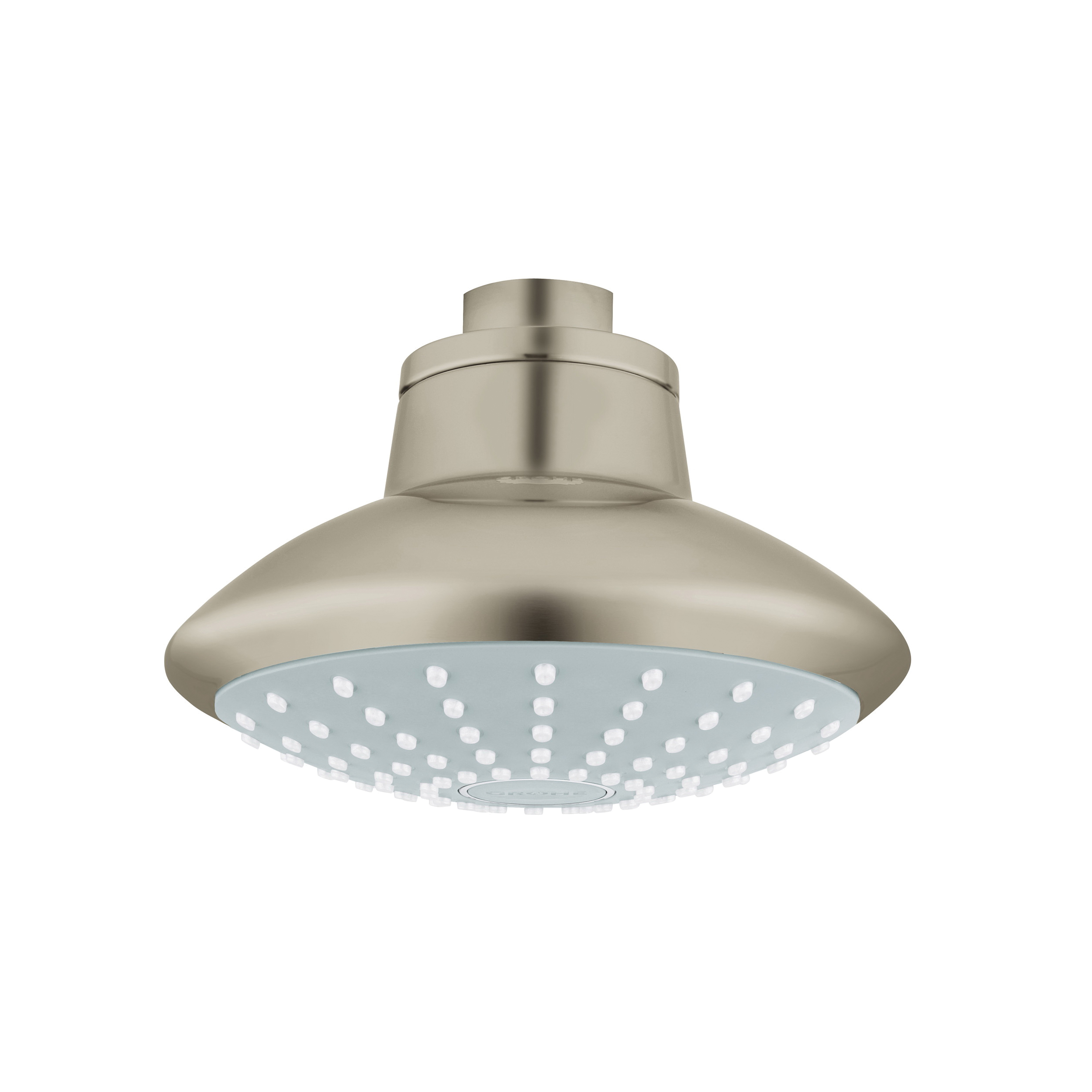 GROHE 27810EN1 Euphoria 110 Mono Shower Head, 2 gpm, 1 Spray, Wall Mount, 4.62 in Head, Import