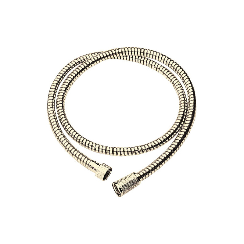 GROHE 28151R00 Shower Hose, 1/2 in, 59 in L