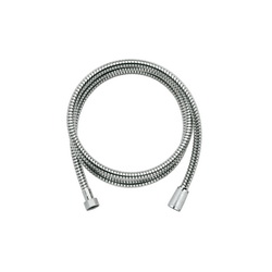GROHE 28410000 Rotaflex Shower Hose, 1/2 in, 69 in L, Plastic