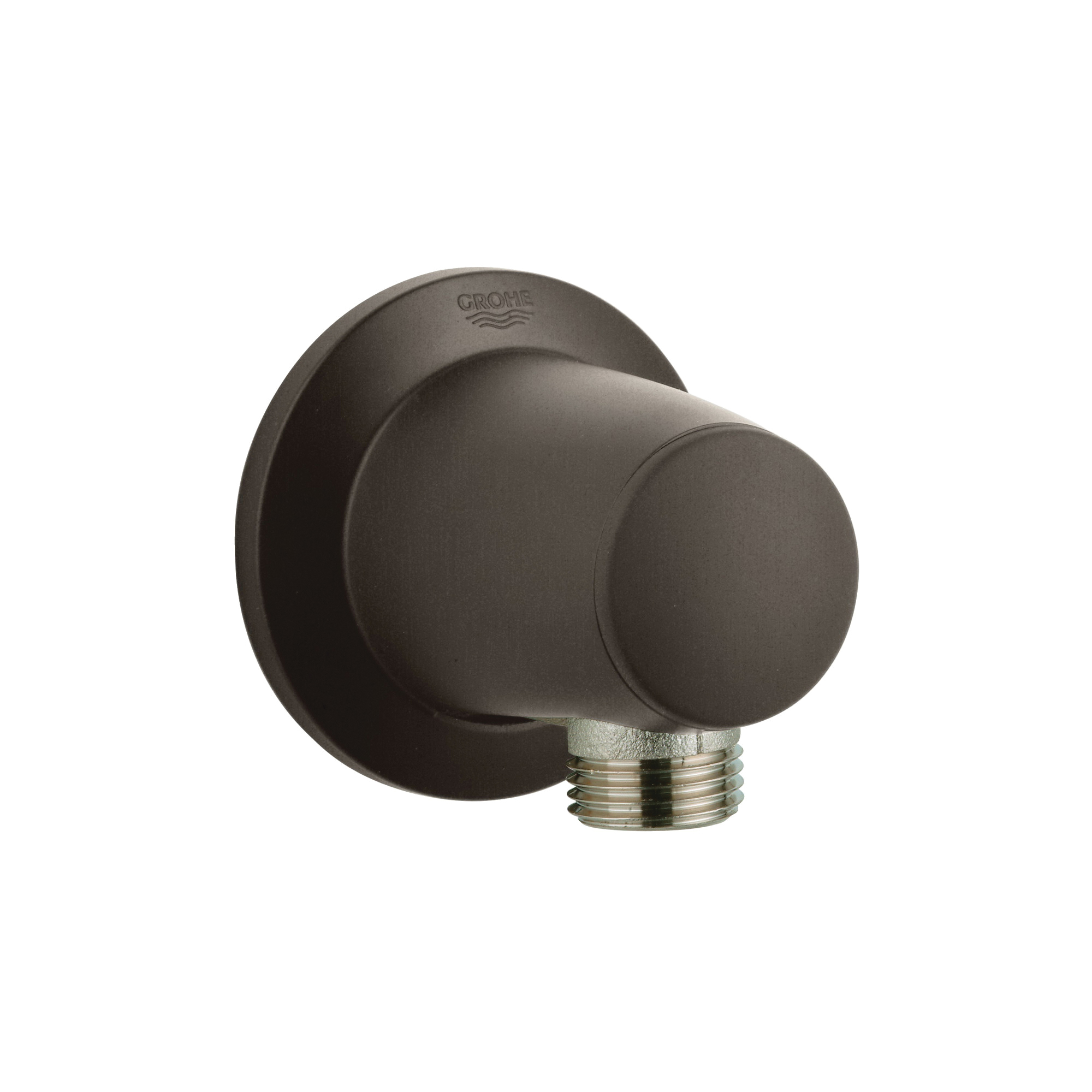 GROHE 28459ZB0 Movario Shower Outlet Elbow, 1/2 in, FNPT, Brass, Import