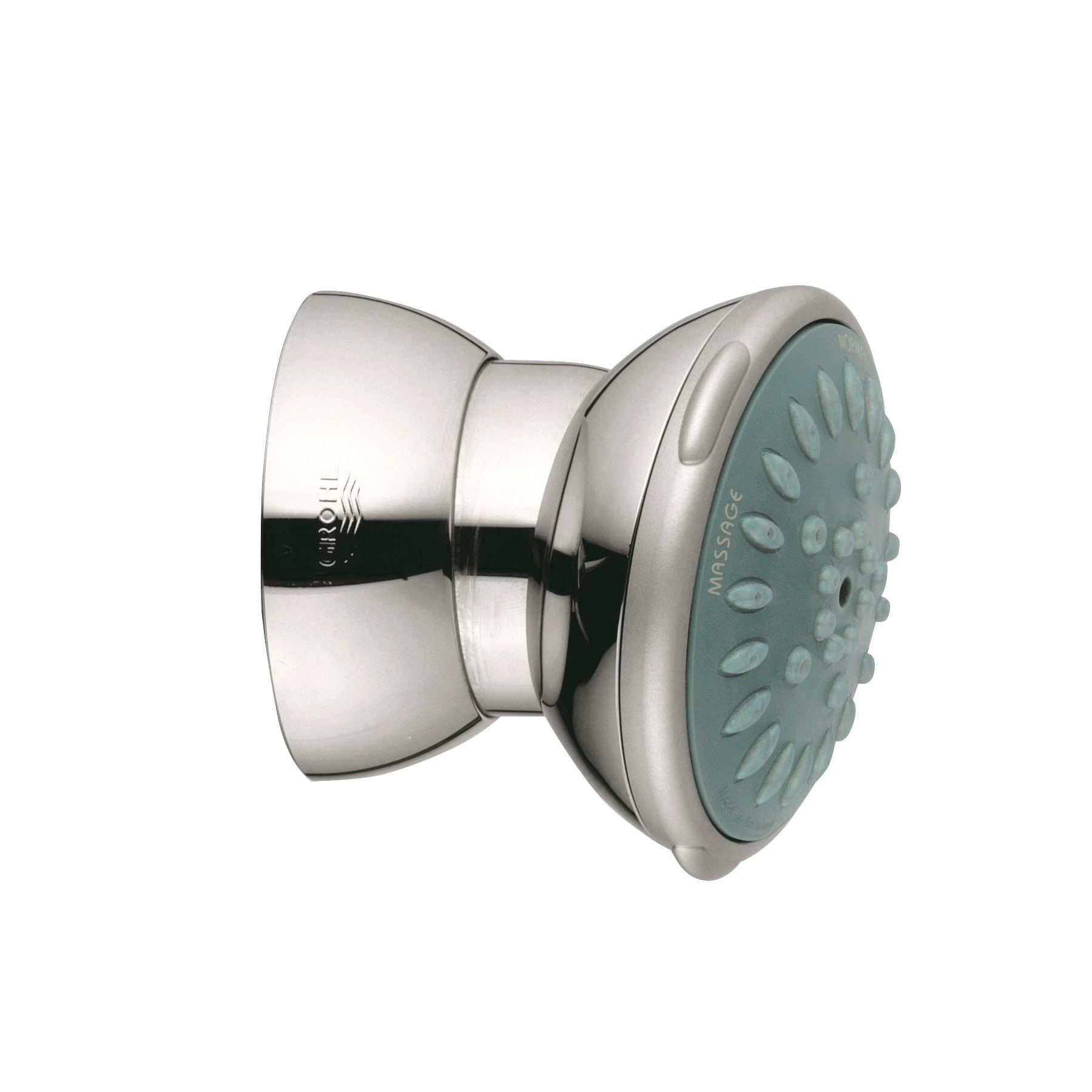 GROHE 28528BE0 Movario 70 Side Shower, (2) Normal/Massage Spray, 2.5 gpm Maximum, Import