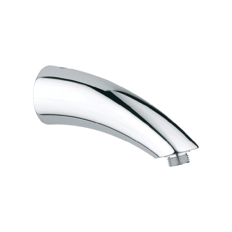 GROHE 28535000 Movario Shower Arm, 5-11/16 in L, 1/2 in NPT, Import