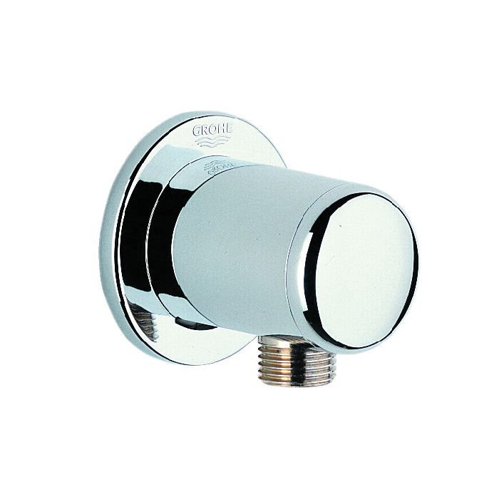 GROHE 28.672000 Relexa Shower Supply Elbow, 1/2 in, NPT, Brass, Import