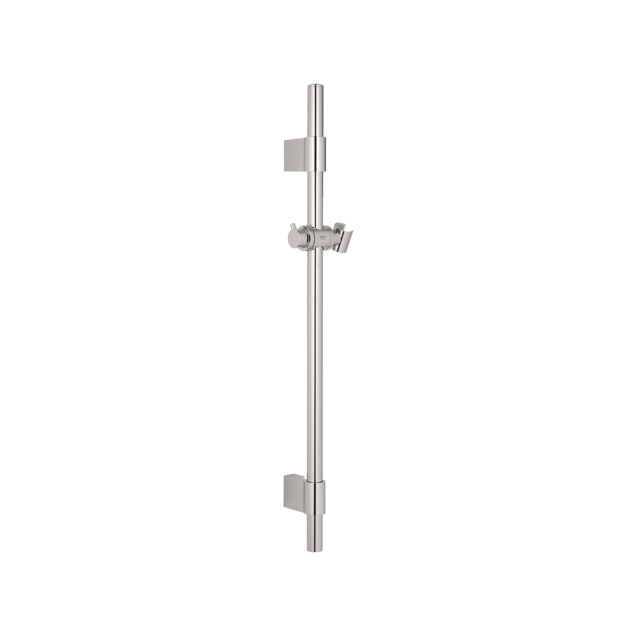 GROHE 28797BE1 Rainshower® Shower Bar With Wall Holder, 24 in, Import