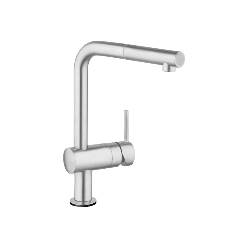 GROHE 30218DC1 Minta Kitchen Faucet With Touch Technology, 1.75 gpm, 1 Faucet Hole, SuperSteel, 1 Handle, Import, Residential