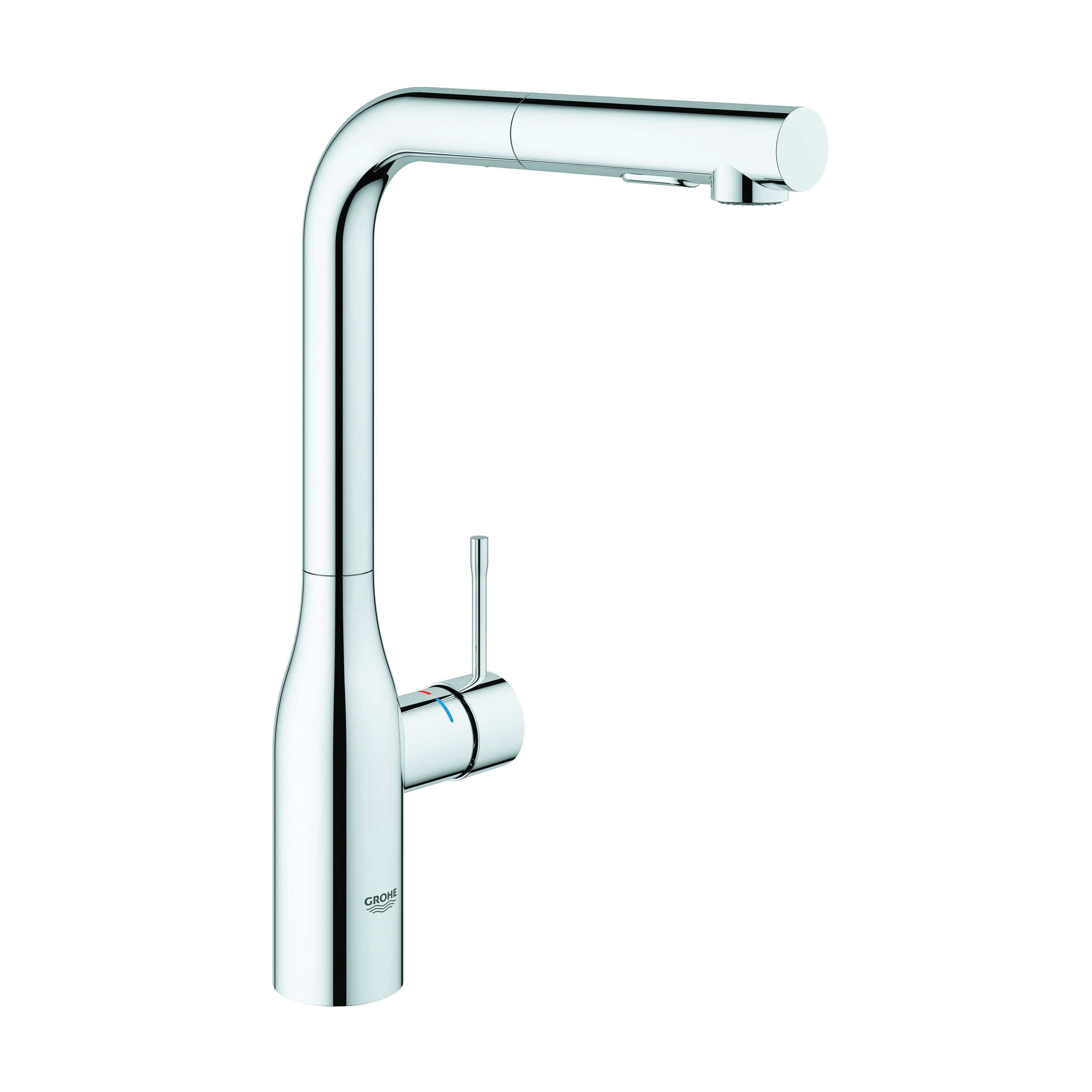 Consolidated Supply Co. | GROHE 30271000 Essence™ New Kitchen Faucet ...
