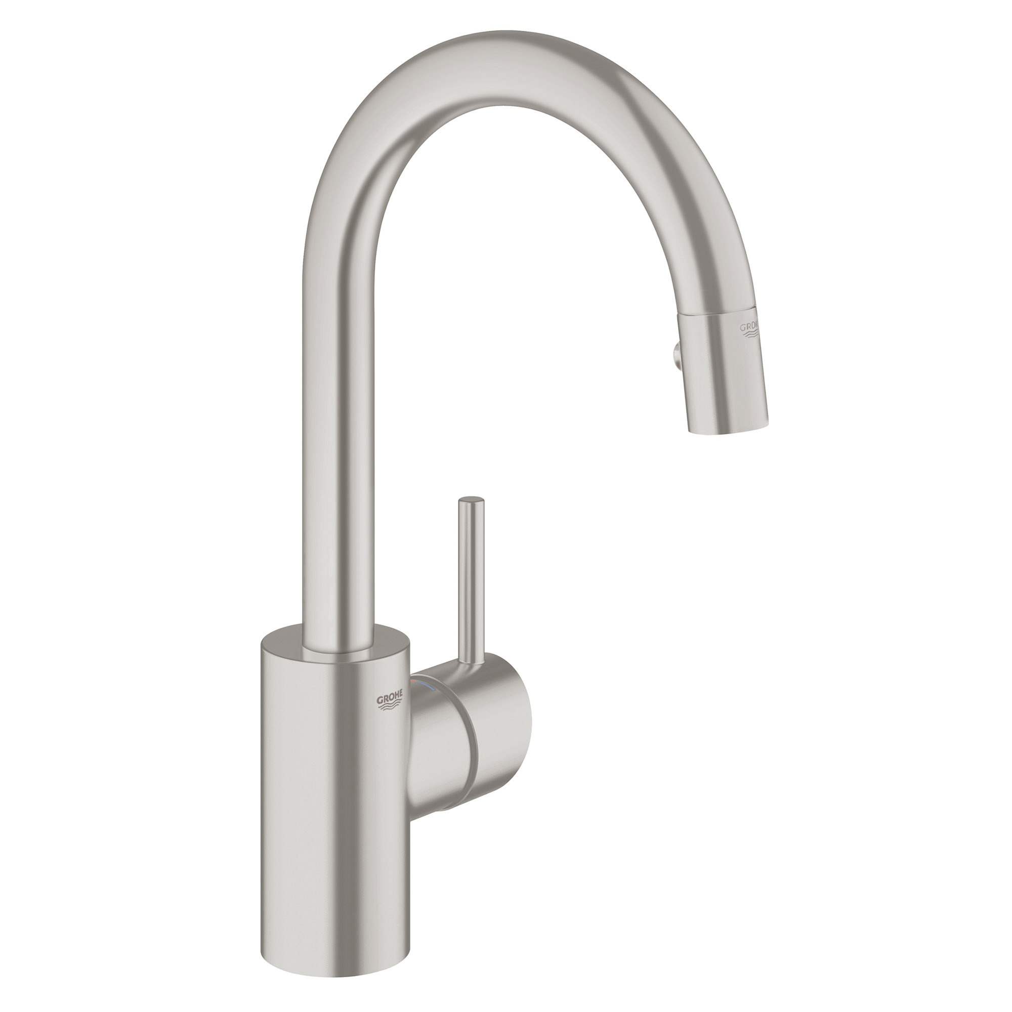 Consolidated Supply Co. | GROHE 31479000 Concetto® Kitchen Faucet ...