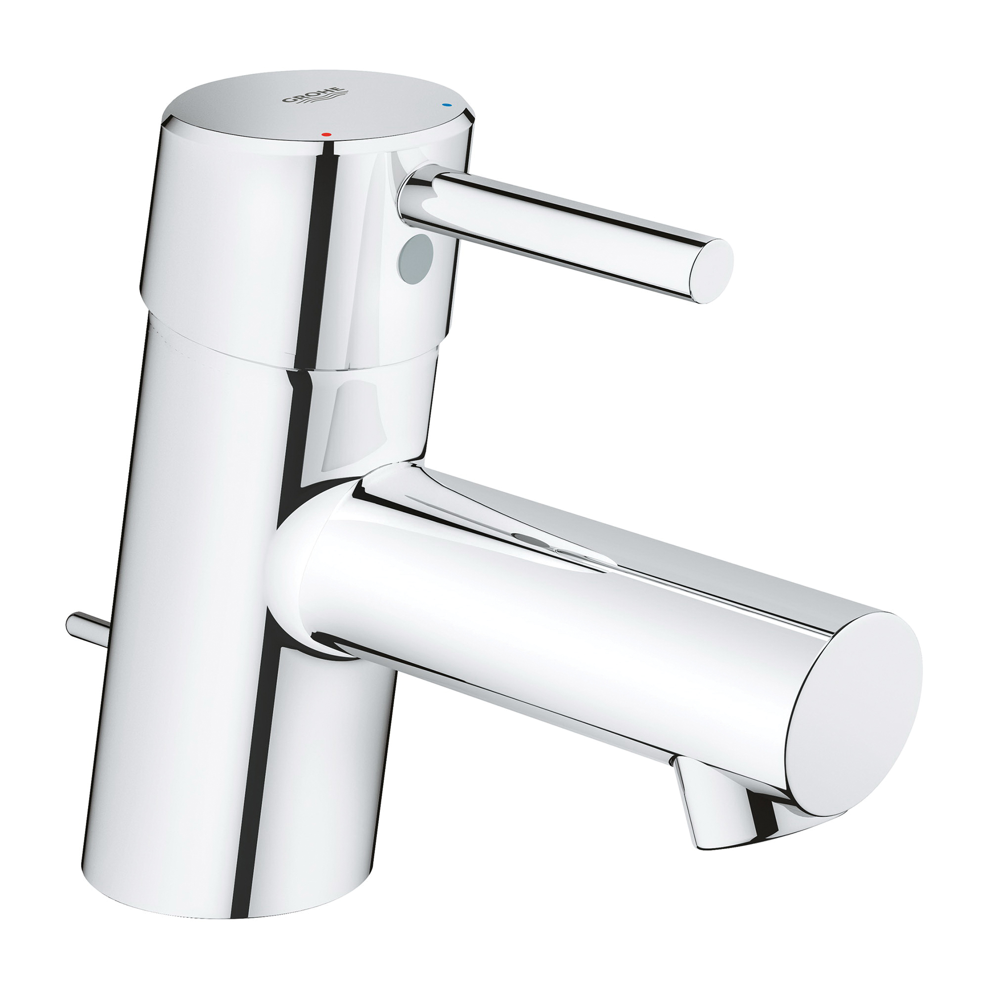 Consolidated Supply Co. | GROHE 34702001 Concetto® Bathroom Faucet ...