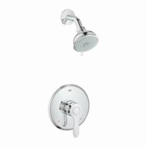GROHE 35039000 Parkfield™ Bathtub/Shower Combination, 2 gpm Shower, Hand Shower Yes/No: No, StarLight® Chrome Plated