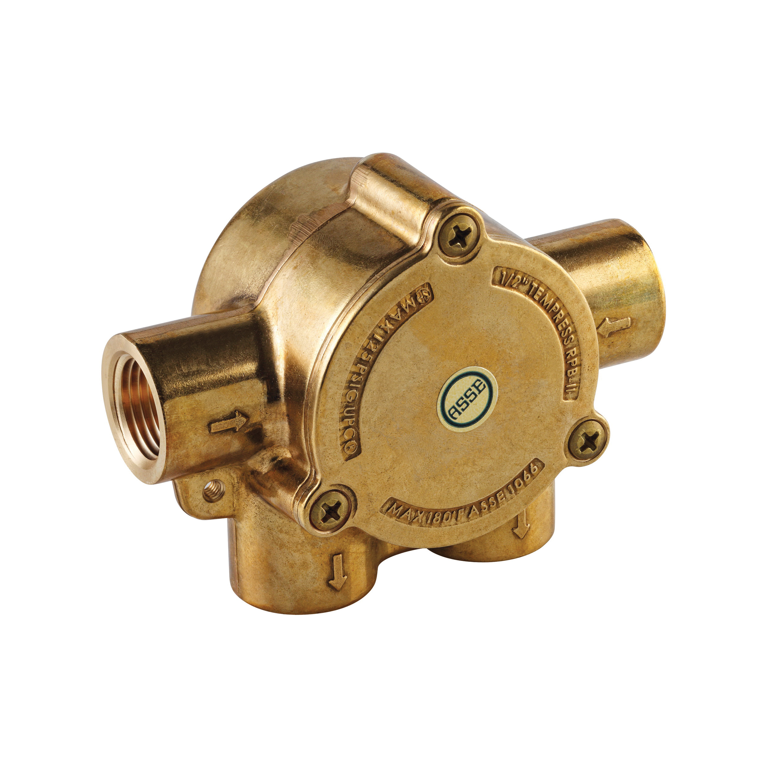 GROHE 35204000 Pressure Balancing Valve, 5.5 gpm Shower