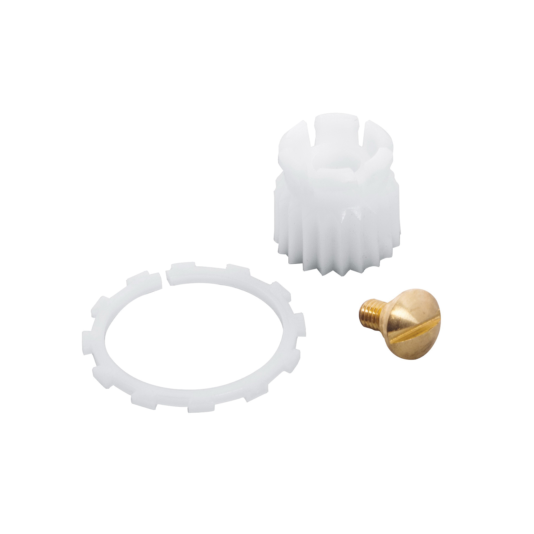 GROHE 45001000 Handle Connecting Set, For Use With TDL Handle Insulator/Adapter, Import