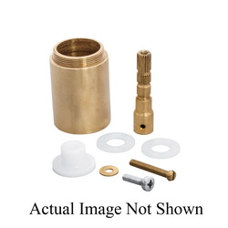 GROHE 45979000 Extension, 1-1/2 in, For Use With: Five-Port Diverter Volume Control Valve, StarLight® Chrome Plated
