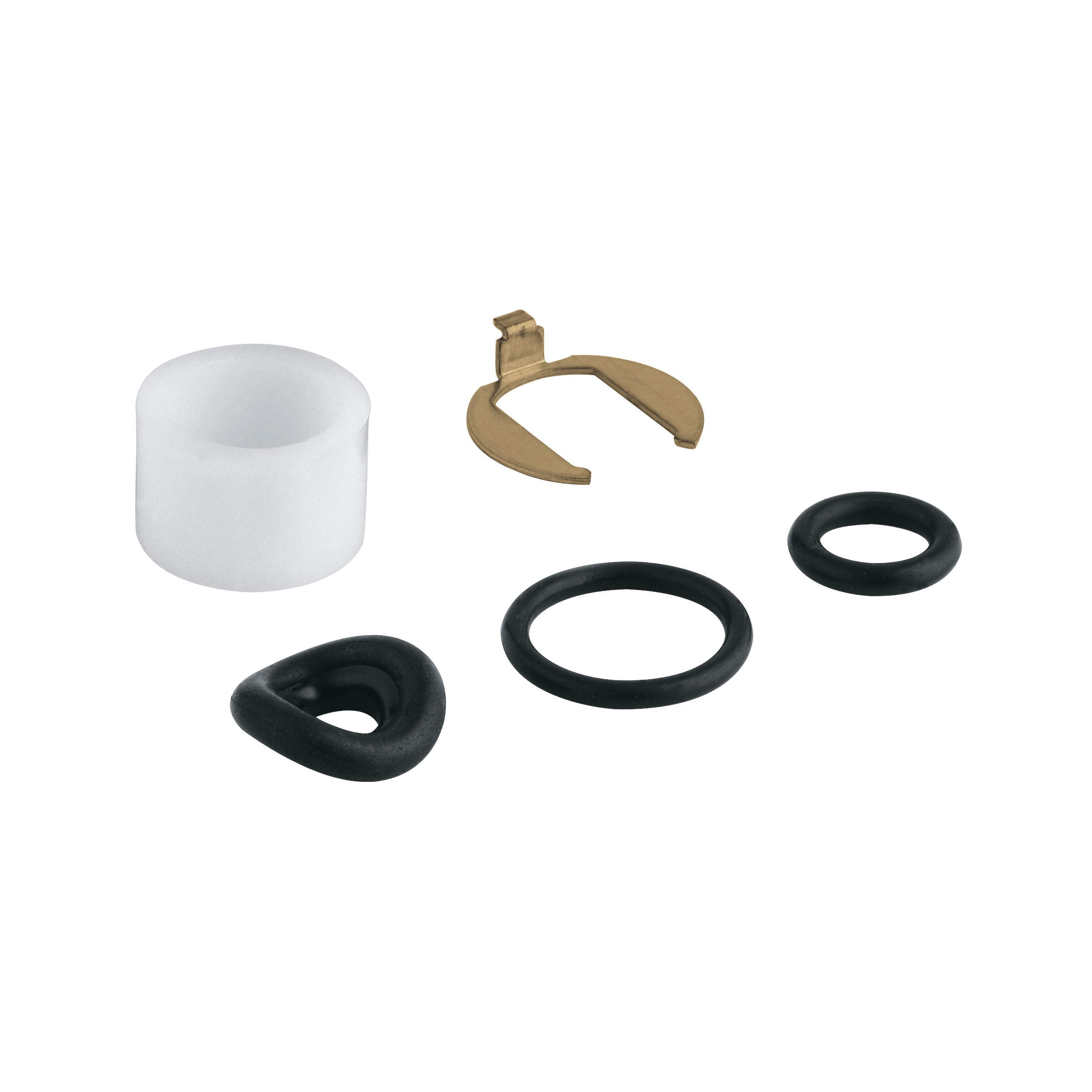 GROHE 46090000 Seal Kit, For Use With 07000 1-Handle Cartridge, Import