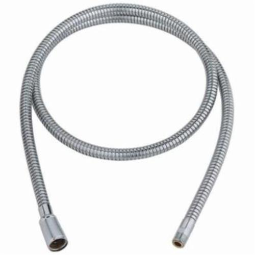 GROHE 46092000 Ladylux™ Replacement Faucet Hose With Extractible Outlet, For Use With LadyLux™ Faucet, 59.055 in L, Metal, Import