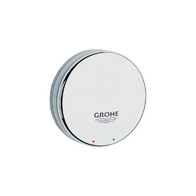 GROHE 46130000 Europlus Cover Cap, StarLight® Chrome, Import