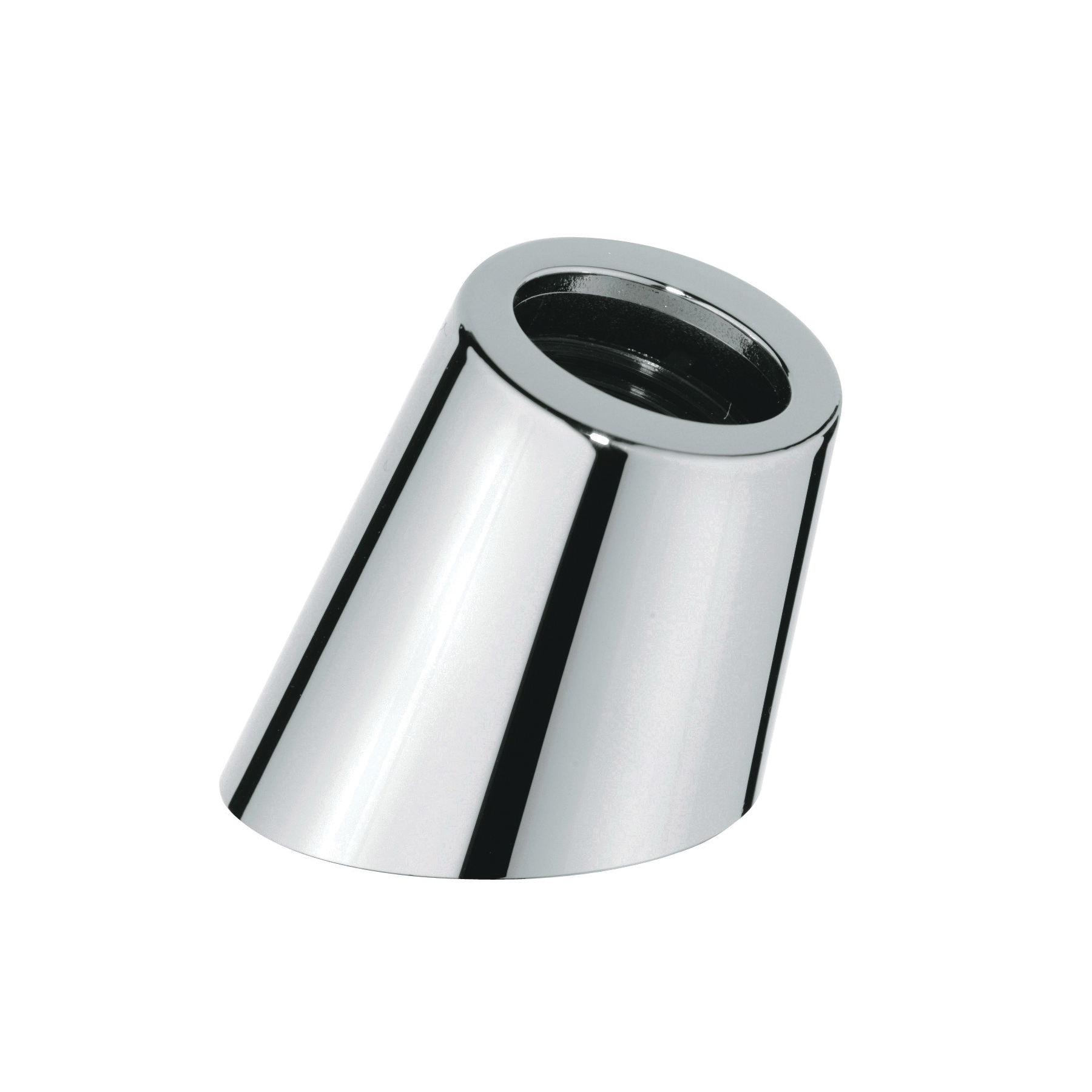 GROHE 46486000 Coupling Piece, StarLight® Chrome, Import