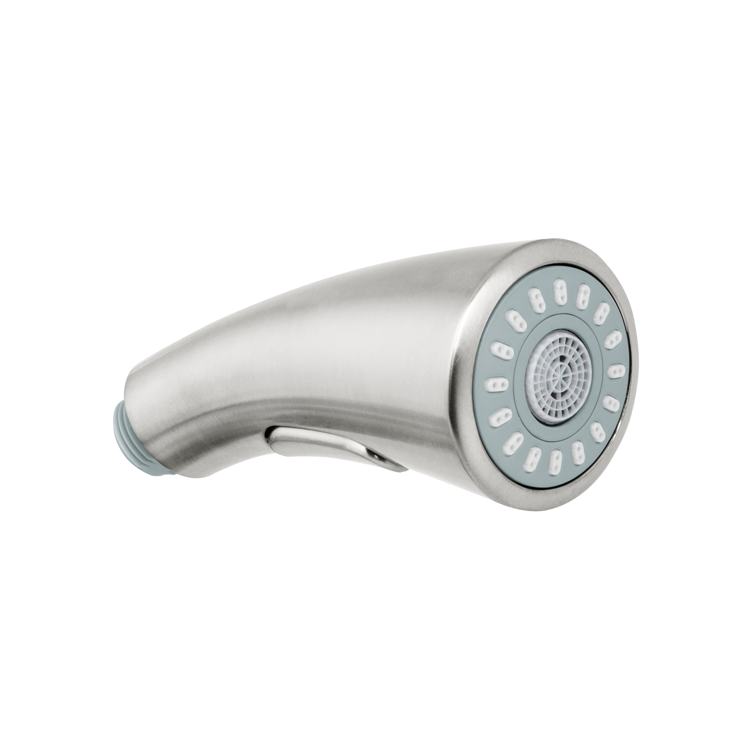 GROHE 46875ND0 Pull-Out Spray, For Use With LadyLux™ Cafe and Bridgeford Faucet, SuperSteel/Light Gray Head, Import