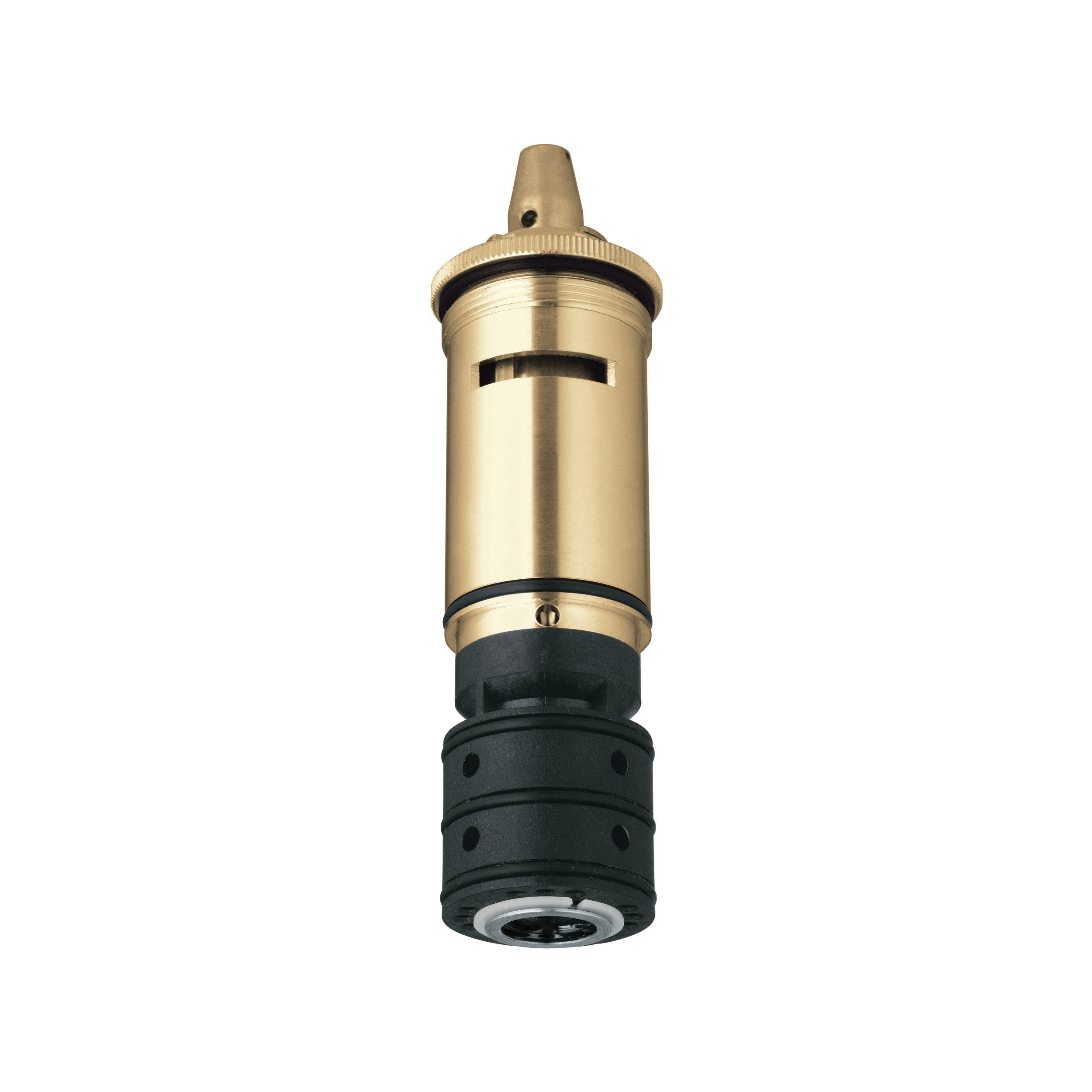 GROHE 47040000 Thermostat Reverse Cartridge, 3/4 in, For Use With: Grohmix® Pressure Balance Thermostatic Valve Trim