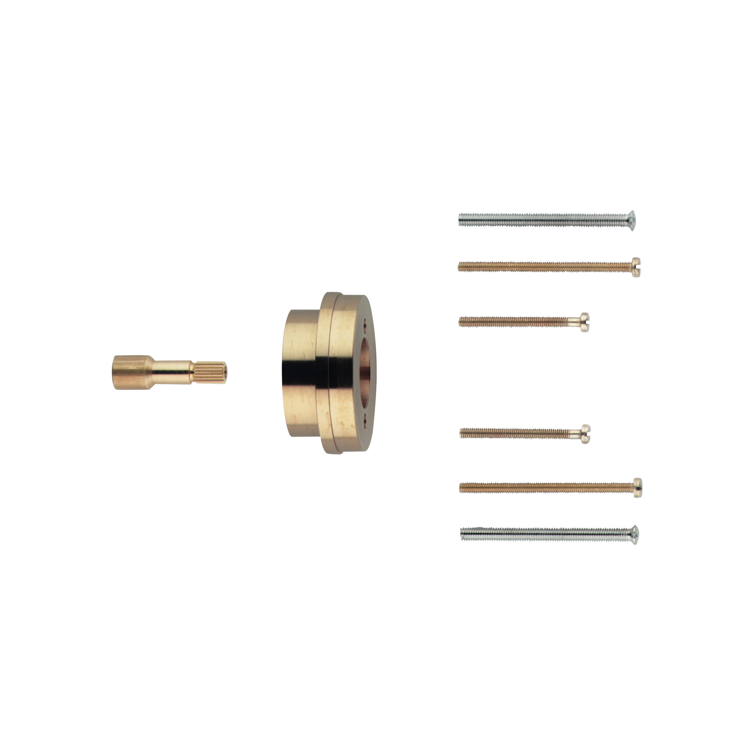 GROHE 47344000 Extension Kit, 1 in, For Use With: GrohSafe® 25 mm Pressure Balance Valve