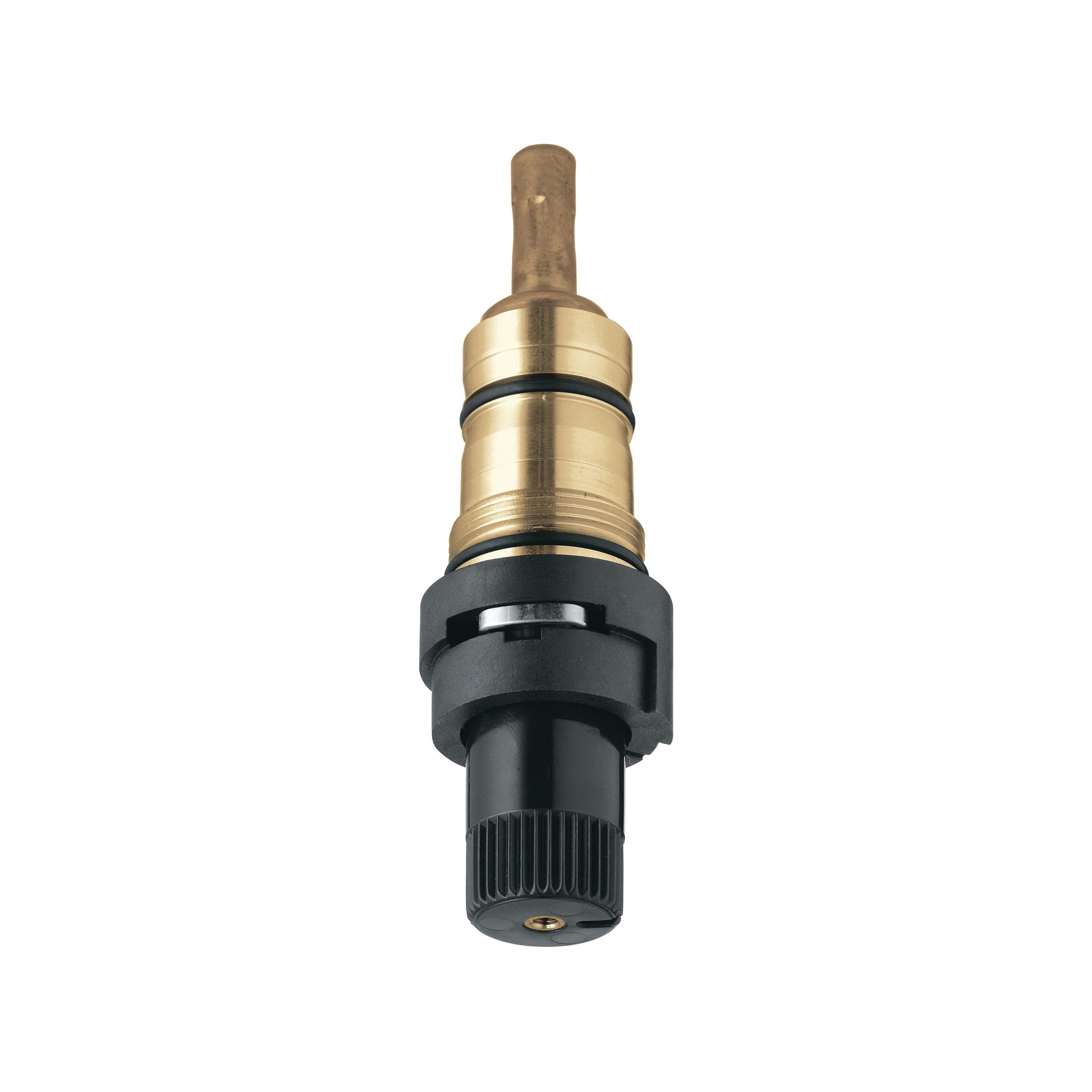 GROHE 47662000 Atrio® Thermostat Cartridge With Non-Rising Spindle, 1/2 in