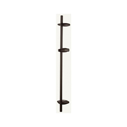 GROHE 28398ZB0 Movario Shower Bar, Wall Mount, 36 in, Import