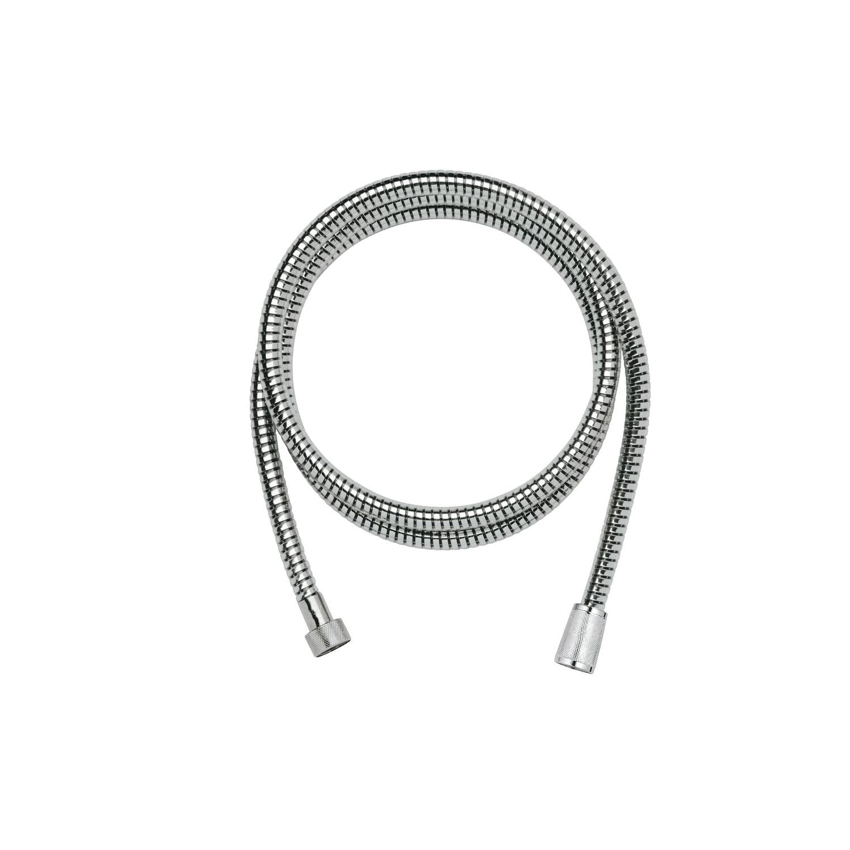 GROHE 28409000 Non-Metallic Relexaflex Shower Hose, 1/2 in, 59 in L