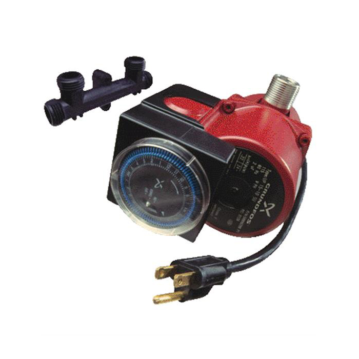 Grundfos 595916 UP Series Circulator Pump, 6.16 gpm, 115 VAC
