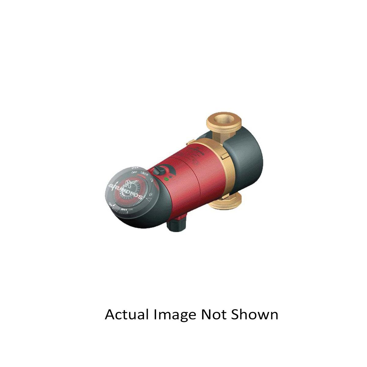 Grundfos UP10-16BUATLC 97525922 UP Series Circulator Pump, 0 to 3 gpm, 115 VAC