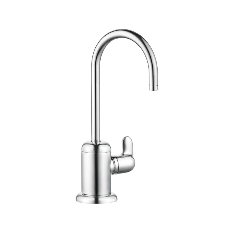 Hansgrohe 04300000 Allegro E Universal Beverage Faucet, 1.5 gpm, 1 Handle, Chrome Plated, Residential