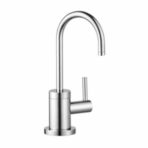 Hansgrohe 04301000 Talis S Universal Beverage Faucet, 0.5 gpm, 1 Handle, Chrome Plated, Domestic, Commercial