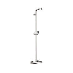 Hansgrohe 04536000 Croma Shower Pipe Without Shower Head and Hand Shower, 1/2 in