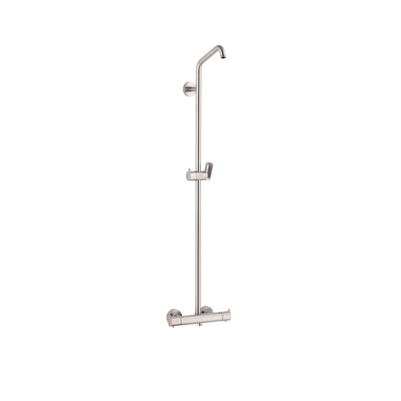 Hansgrohe 04536820 Croma Shower Pipe Without Shower Head and Hand Shower, 1/2 in