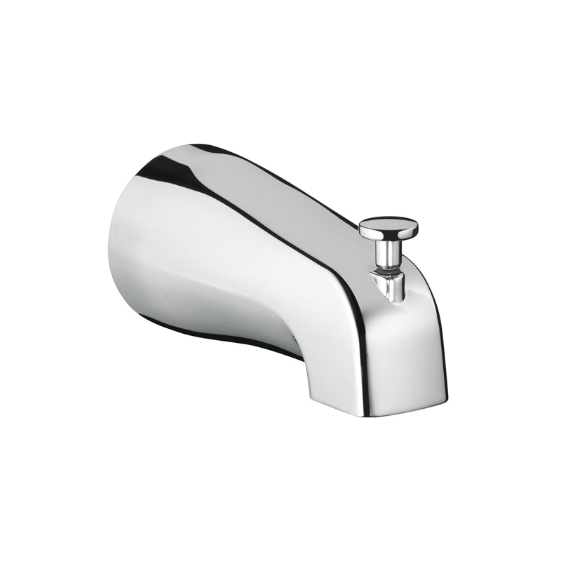Consolidated Supply Co Hansgrohe 06501000 Ip Tub Spout With