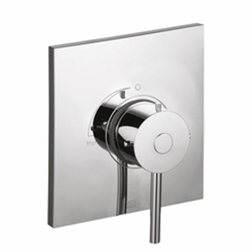 Hansgrohe 10404001 Axor Starck X Pressure Balance Trim, 5.5 gpm Shower, Chrome Plated