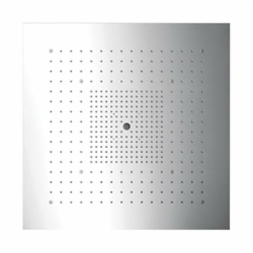 Hansgrohe 10625801 Axor Shower Heaven Shower Head, 2.5 gpm, 3 Sprays, Wall Mount, Import