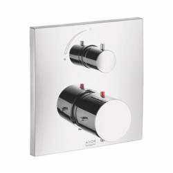 Hansgrohe 10706001 Axor Starck X Thermostatic Trim, Hand Shower Yes/No: No, Chrome Plated