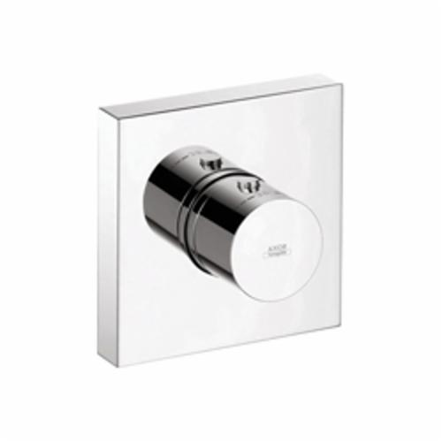 Hansgrohe 10755001 Axor Shower Thermostatic Mixer Trim, Hand Shower Yes/No: No, Chrome Plated