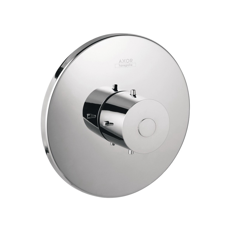 Hansgrohe 10970001 Axor Starck Volume Control Trim, Chrome Plated