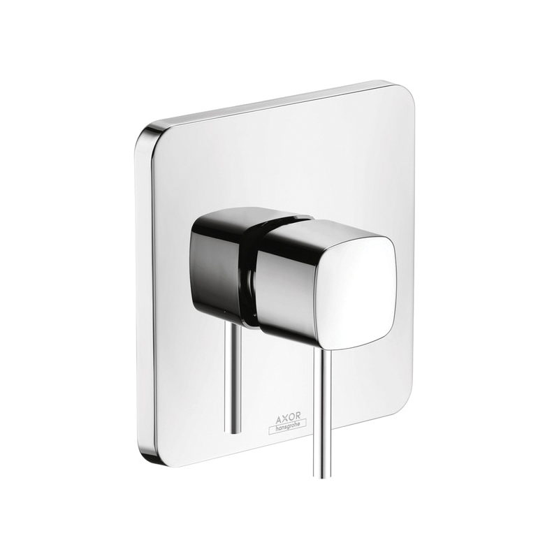 Hansgrohe 11408001 Axor Urquiola Pressure Balance Trim, 6.5 gpm Shower, Chrome Plated