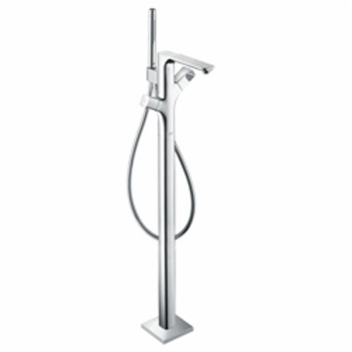 Hansgrohe 11422001 Axor Urquiola Free Standing Tub Filler Trim, 5.3 gpm, Chrome Plated, 1 Handles, Hand Shower Yes/No: Yes, Import
