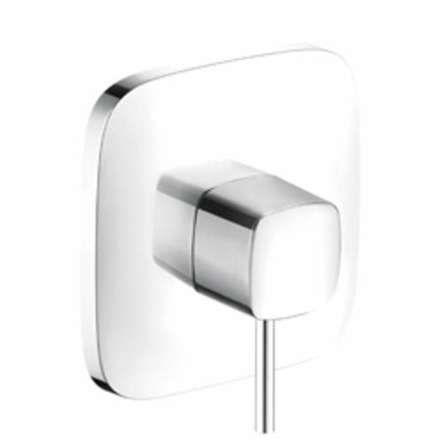Hansgrohe 15407001 PuraVida Pressure Balance Trim, 5.5 gpm Shower, Chrome Plated