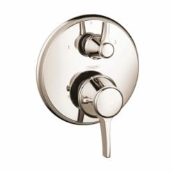 Hansgrohe 15753831 Ecostat C Thermostatic Trim, Hand Shower Yes/No: No, Polished Nickel