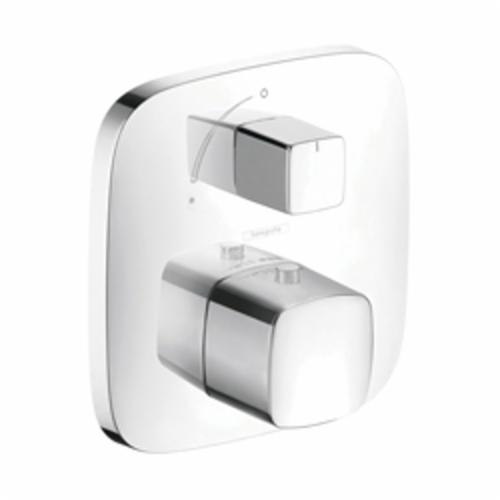 Hansgrohe 15775001 PuraVida Thermostatic Trim, Hand Shower Yes/No: No, Chrome Plated