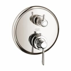 Hansgrohe 16801831 Axor Montreux Thermostatic Trim, Hand Shower Yes/No: No, Polished Nickel