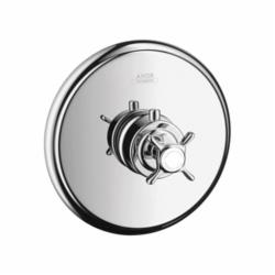 Hansgrohe 16816001 Axor Montreux High Flow Thermostatic Trim, Hand Shower Yes/No: No, Chrome Plated