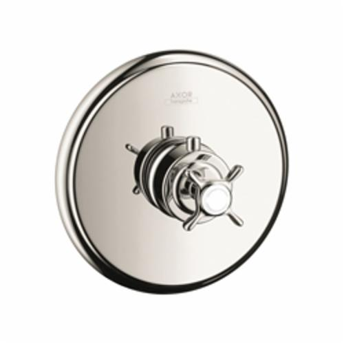 Hansgrohe 16816831 Axor Montreux High Flow Thermostatic Trim, Hand Shower Yes/No: No, Polished Nickel